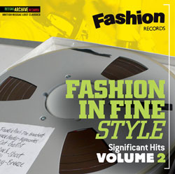 Fashion In Fine Style Significant Hits Volume Two